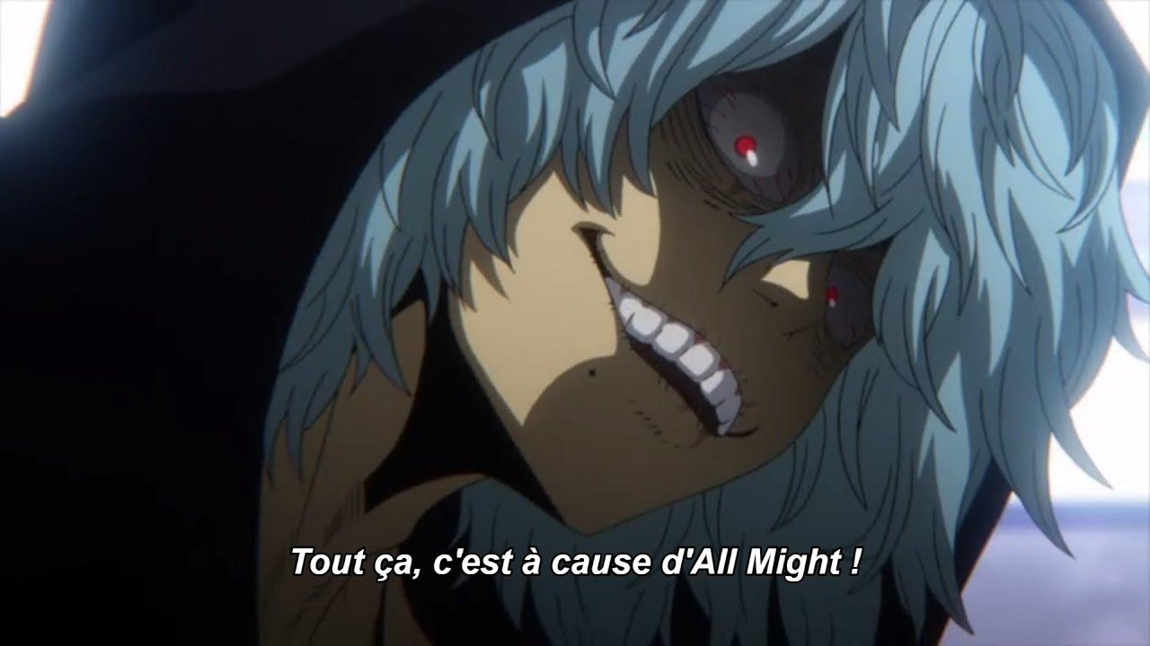 midoriya vs tomura shigaraki  preview episode final saison 2 my hero academia vostfr  hd