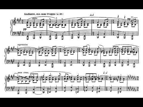 Dinu Lipatti - Nocturne in F-sharp minor (audio + sheet music)