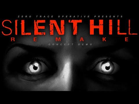 Silent Hill 1 Remake (Concept Demo)