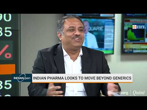 Indian Pharma Looks To Move Beyond Generics #BQ