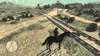 Red Dead Redemption Xbox 360  GamePlay ( 1080p HD )