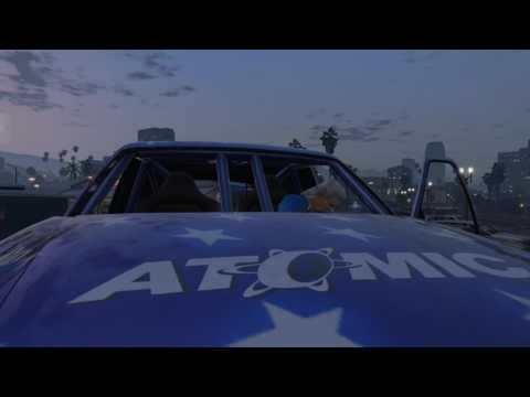 GTA V Online Uncle Sam Independence Day Massacre