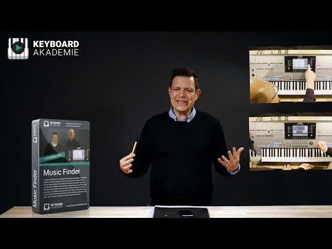 Neuer Video-Kurs: Music Finder