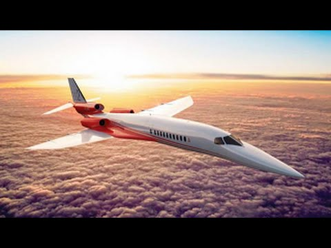 Aerion AS2 Supersonic Business Jet, United States - Best Travel Destination