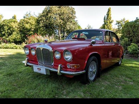 1968 Daimler Sovereign - Waimak Classic Cars - New Zealand