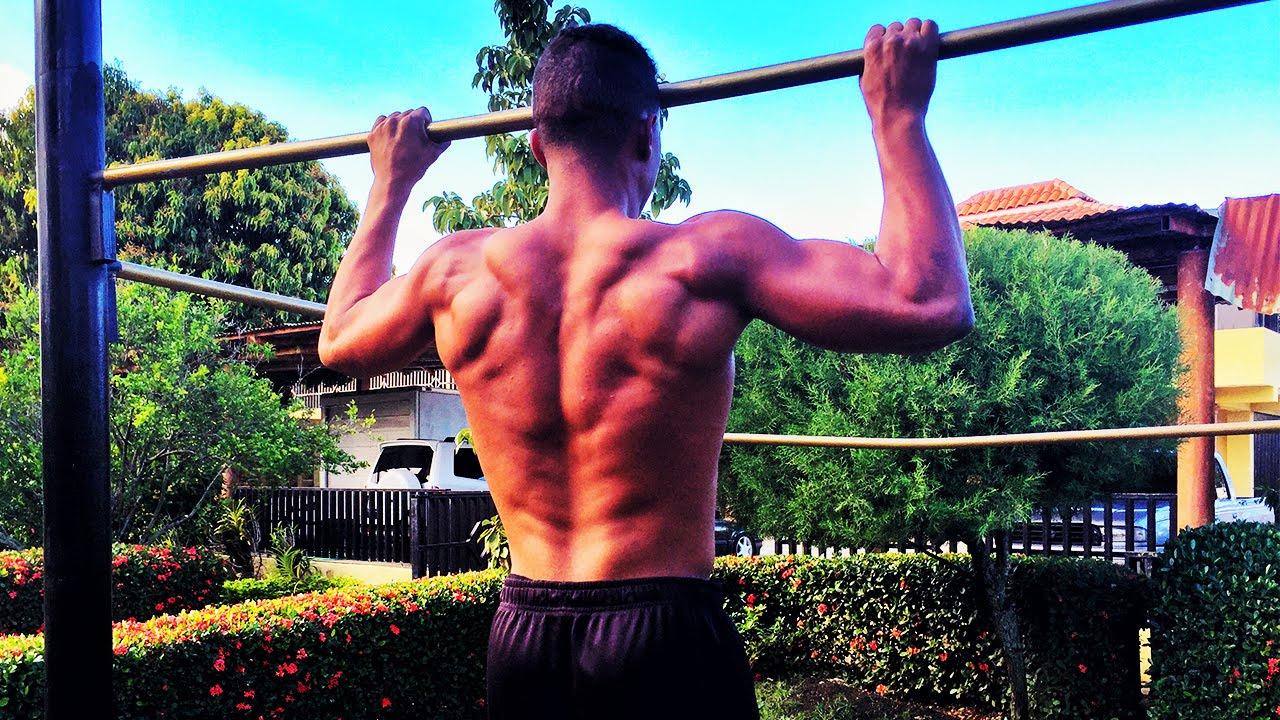 Pull (Back/Biceps) Beginner Workout - Bar Brothers DR