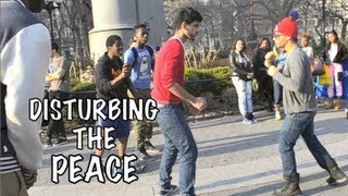 DISTURBING THE PEACE IN NEW YORK CITY 3!