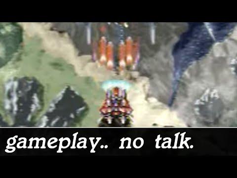 Retro Longplay #062 - Galactic Attack (Sega Saturn) [Layer Section/Rayforce]