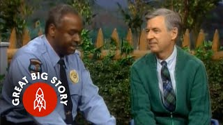 Being Black in 'Mister Rogers' Neighborhood'