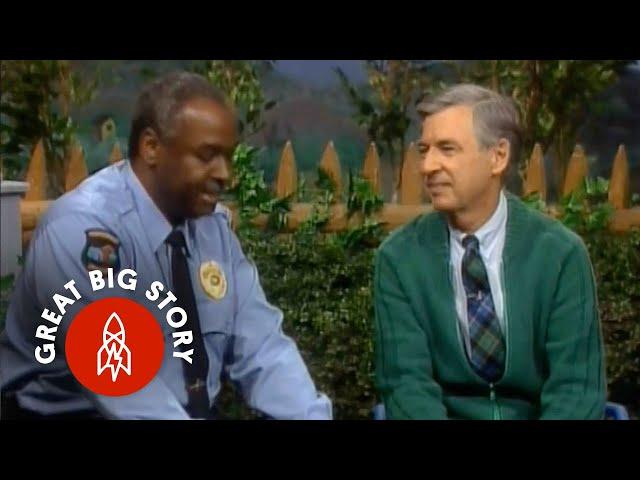 Being Black In Mister Rogers Neighborhood Youtube