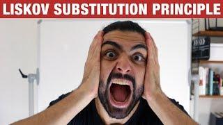 Liskov's Substitution Principle SOLID Design Principles (ep 1 part 1)