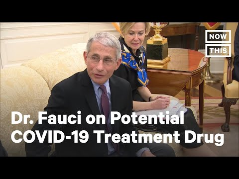Dr. Anthony Fauci Cautiously Optimistic About Potential COVID-19 Treatment | NowThis