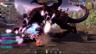 RaiderZ Max Level Chimera Fight
