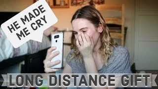 My Birthday Surprise || Long Distance Relationship Gift