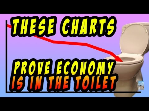 These Charts Prove Economy Sinking as Crude Oil, Stock Markets, Unemployment Worsen!
