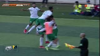 """اهداف مباراة """" نصف نهائي """" بين """" الاخضر vs الاهلي طرابلس """" المنتهية ( 1-2 )"""