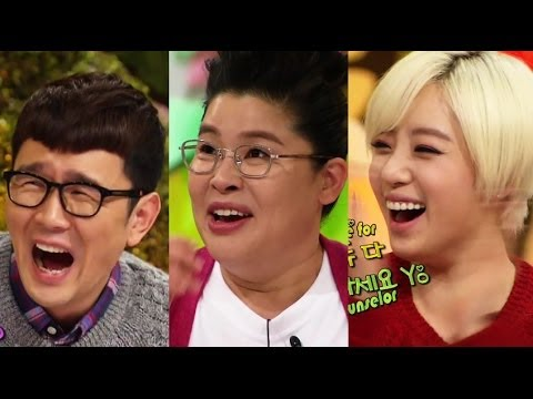 Hello Counselor - 'Love Special' Part 2 with Eunjung of T-Ara, Yun Hyeongbin & more! (2014.01.06)
