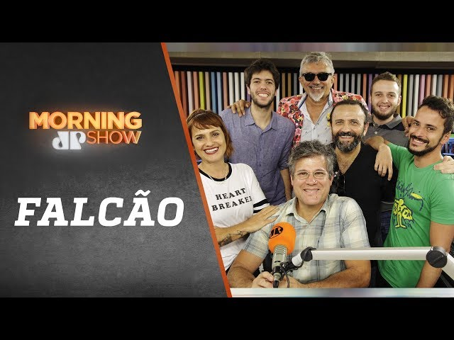 Falcão - Morning Show - 27/03/19