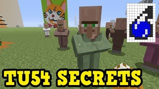 Minecraft Xbox 360 / PS3 - TU54 SECRET UPDATE Features