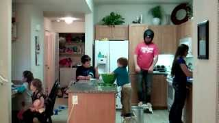 the harlem shake shaytards style