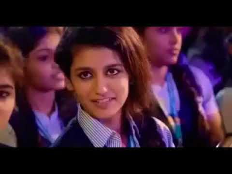 priya prakash mere rashke qamar #new version #priya prakash#plz subscribe  my channel
