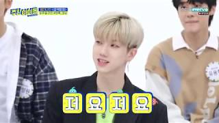 SUB ENG CC 1THE9 WEEKLY IDOL EP 403