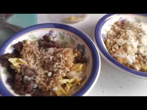 Ramen Noodles Recipe - Beef and Chicken Upgrades