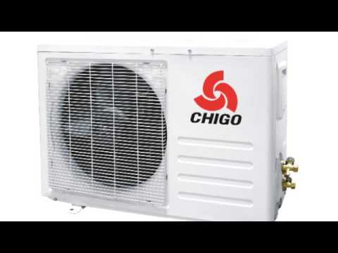 Chigo Air Conditioning Split Systems In Minisplitwarehouse