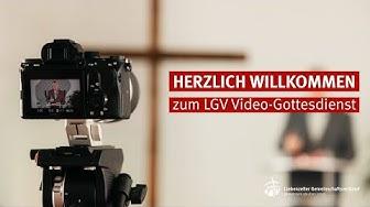 LGV Online Gottesdienst - Remchingen