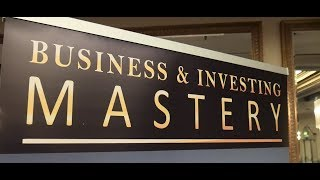 Business & Investing Mastery Preview - Darren Winters