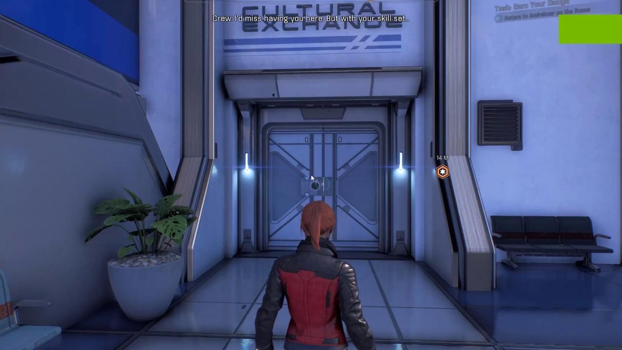 Bug M Effect Andromeda Earn Your Badge
