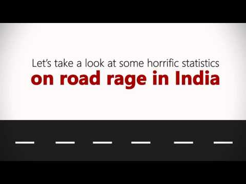 road rage in india essay