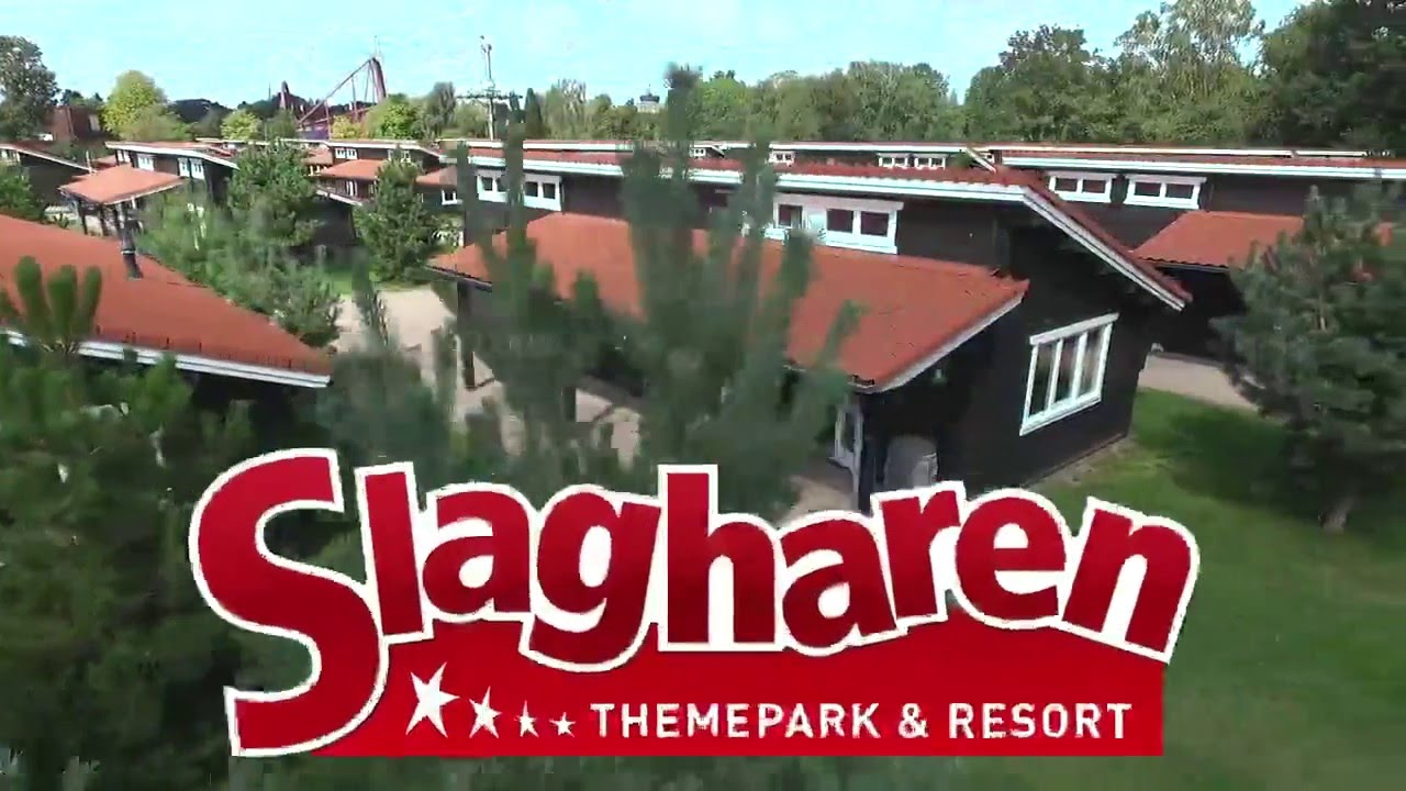 Vakantiepark Slagharen - Overnachten bij het attractiepark ...