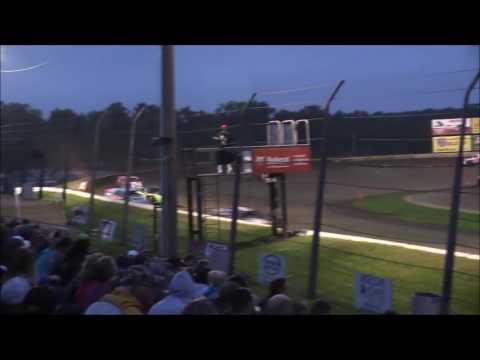 USMTS @ Deer Creek Speedway Heat #5   9-24-2016