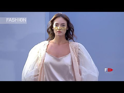 ASMARAIA Arab Fashion Week Resort 2019 Dubai - Fashion Chann
