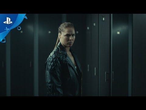 WWE 2K19 - Ronda Rousey Pre-Order Trailer | PS4