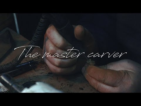 The Master Carver - The Last Remaining Victorian Jet Jeweller