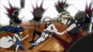 【MAD】 銀魂×ONE OK ROCK Riot!!! 【一国傾城偏】