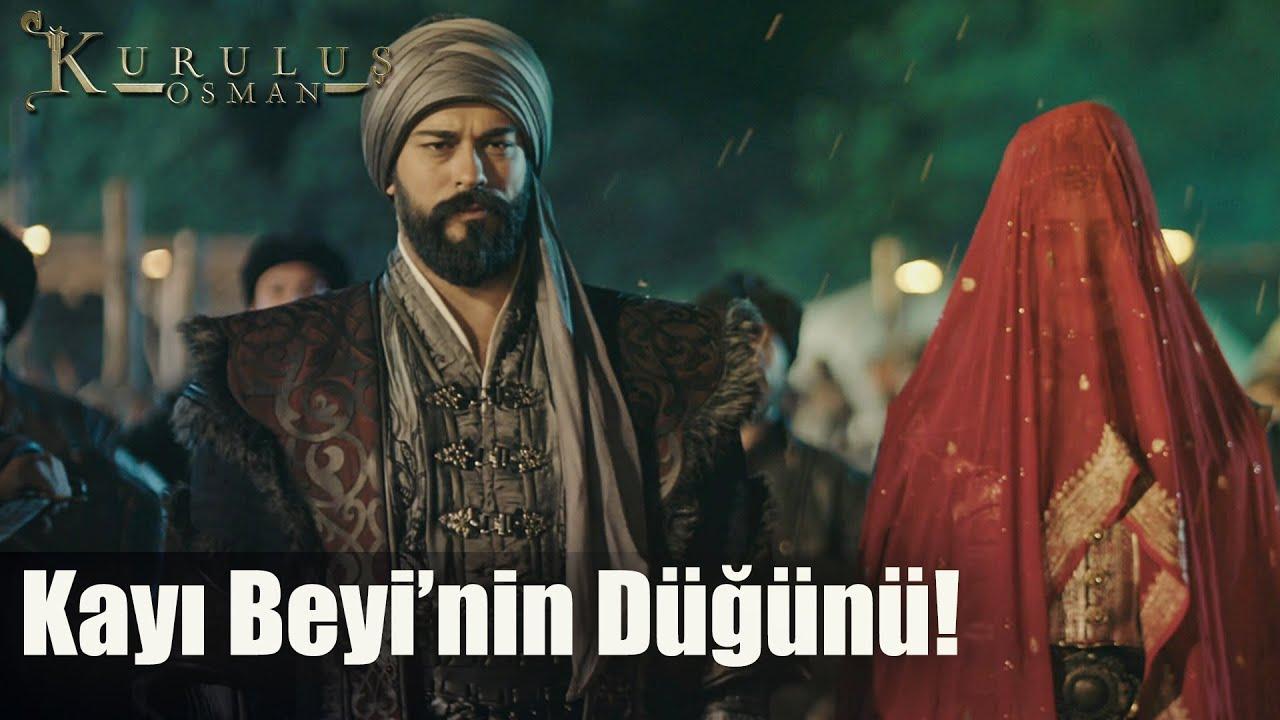 Osman Bey ve Malhun Hatun evlendi, oyunları nefes kesti! - Kuruluş Osman 60. Bölüm