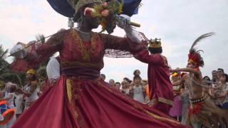 Rio Maracatu carnaval 2015 - 18 anos de maracatu no Rio.