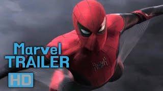 [스파이더맨: 파 프롬 홈] - 공식 티저 예고편(2019) Movie 마블, 액션 영화예고편