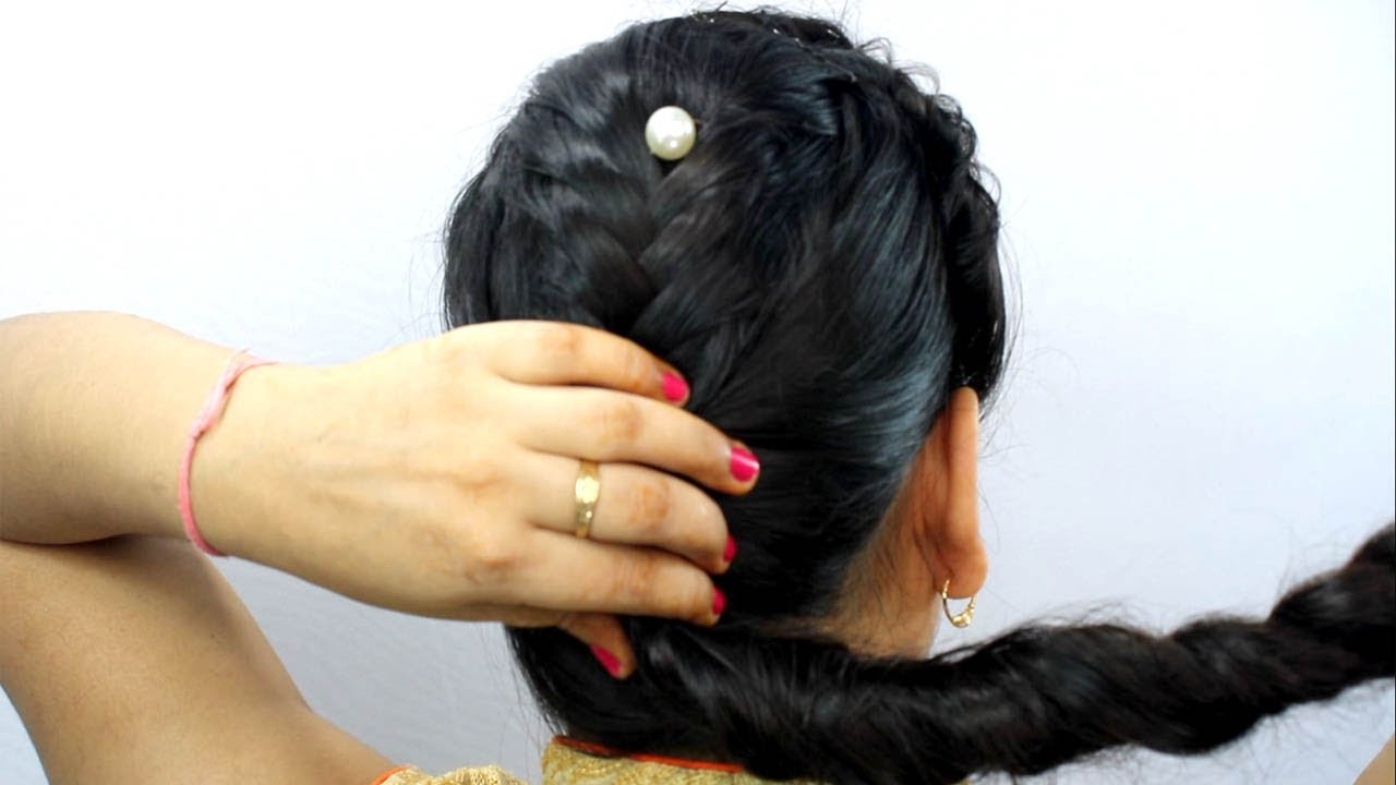 खुद से बनाये सुंदर जुड़ा || पतले बालों में बनाये 2 सुंदर जुड़ा || Self Hairstyles || Easy Hairstyles
