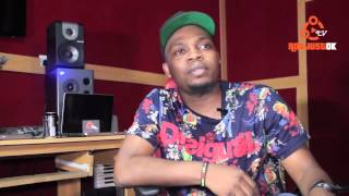 Olamide Talks International Collabo