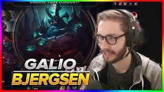 753. Bjergsen - Galio vs Veigar Mid | Patch 8.24 PreSeason 9 - December 29th, 2018