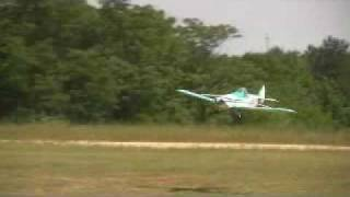 Hangar 9 / Horizon Hobby Piper Pawnee 40 radio controlled airplane