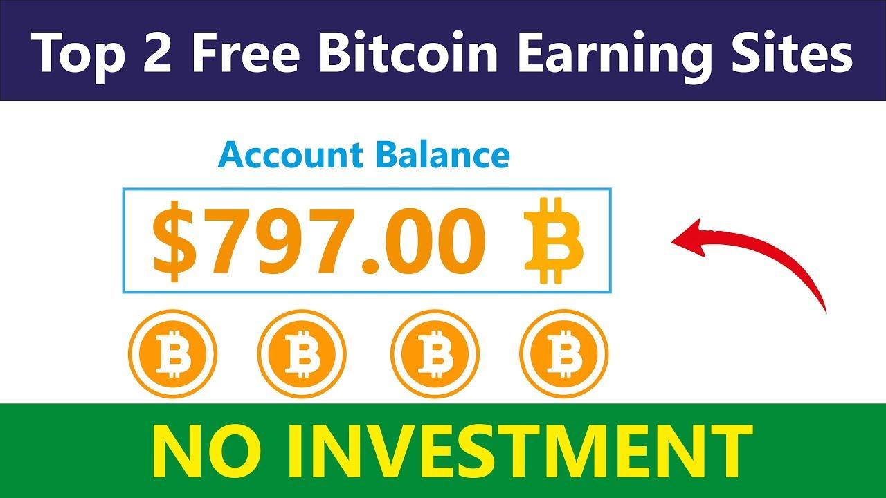 Free Bitcoin - Earn $10 free bitcoin in 5 minutes
