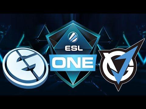 EG vs VGJ.Storm - ESL One Hamburg 2017, North America, Final - Dota 2 Live Streams