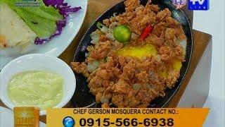 Good Morning Kuya: Chicken Fajitas In Guacamole And Scotch Egg W/ Black Peppercorn Sauce