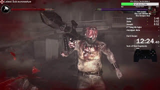 The Evil Within The Keeper Speedrun 22:53 No Death World Record