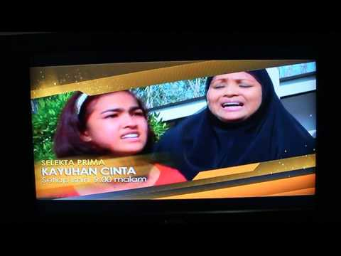RTM TV2 ad break (10.2.2017 - 17:40) (50fps)